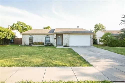 Photo of 5561 Rutledge Drive, The Colony, TX 75056 (MLS # 14685999)