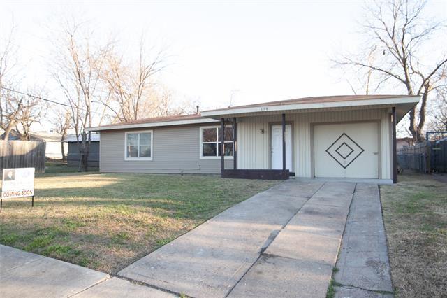 1744 Sharon Street, Arlington, TX 76010 - #: 14521999