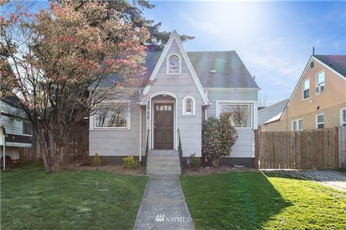 Photo of 3853 S G Street, Tacoma, WA 98418 (MLS # 1760001)