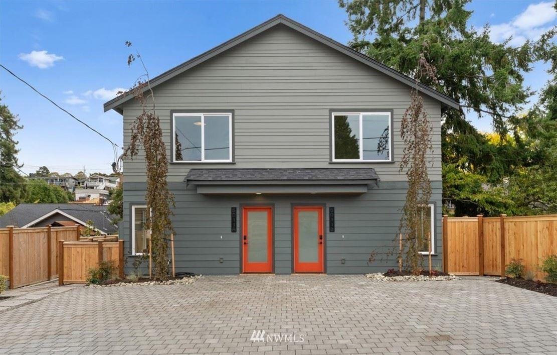 6011 37th Avenue SW #B, Seattle, WA 98126 - MLS#: 1850001