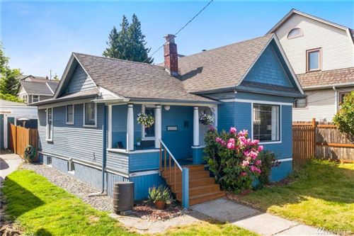 Photo of 4511 Woodland Park Ave N, Seattle, WA 98103 (MLS # 1608006)