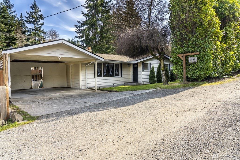 1407 49th Place SW, Everett, WA 98203 - #: 1567007