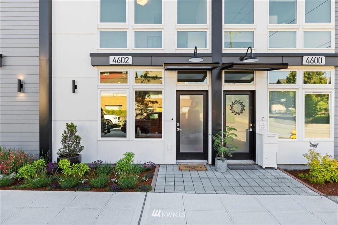 4602 Evanston Avenue N, Seattle, WA 98103 - #: 1781007