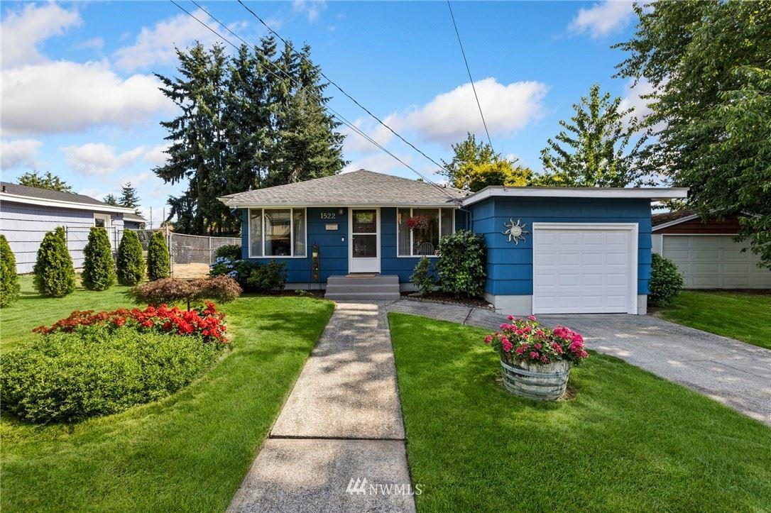 1522 S 46th Street, Tacoma, WA 98418 - #: 1815008