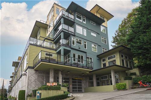 Photo of 655 Crockett Street #A301, Seattle, WA 98109 (MLS # 1839010)