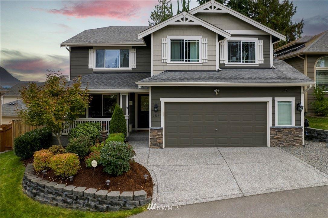 1314 119th Place SE, Everett, WA 98208 - MLS#: 1853010