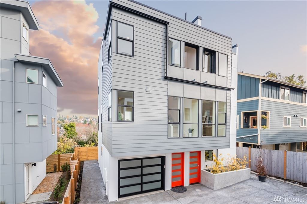 Photo for 1754 A 19th Ave S, Seattle, WA 98144 (MLS # 1540011)