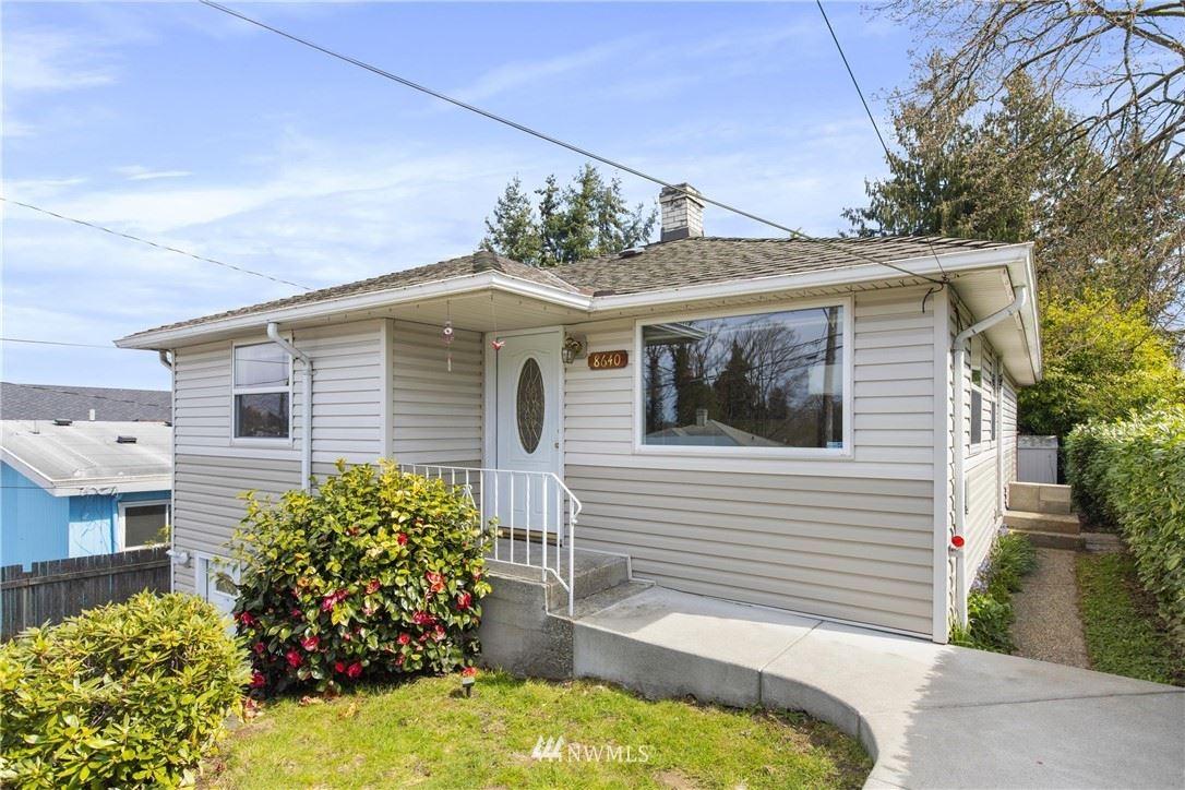 Photo of 8640 38th Avenue S, Seattle, WA 98118 (MLS # 1752011)