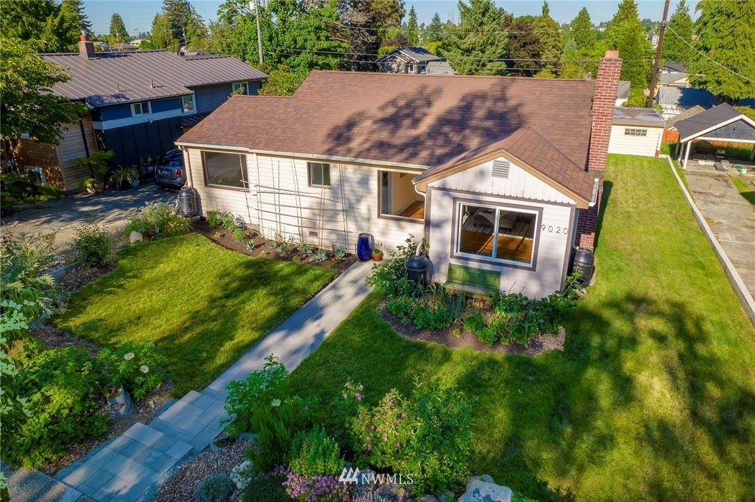 Photo of 9020 32nd Avenue SW, Seattle, WA 98126 (MLS # 1786017)
