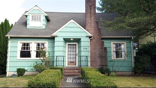 Photo of 2508 Columbia Street SW, Olympia, WA 98501 (MLS # 1660018)