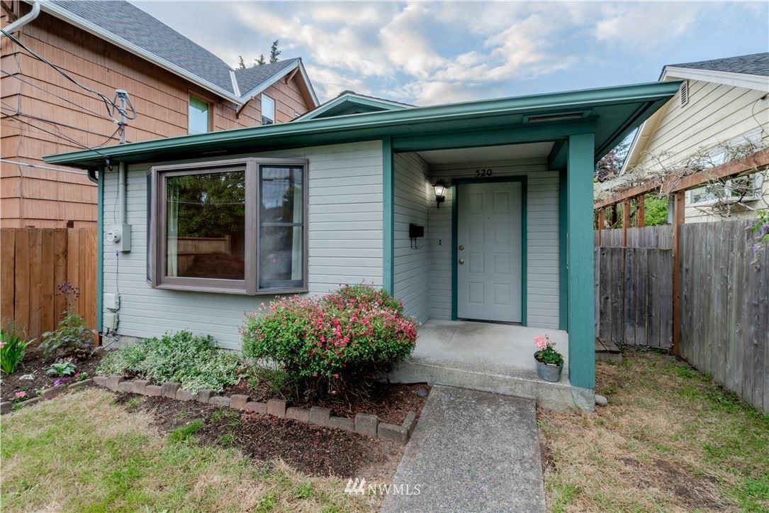 Photo of 520 N 79th, Seattle, WA 98103 (MLS # 1786018)