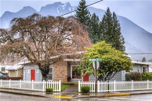 Photo of 202 Sydney Ave N, North Bend, WA 98045 (MLS # 1558019)