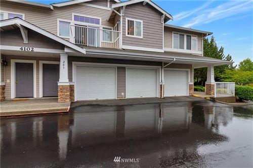 Photo of 4102 S 222nd Place #203, Kent, WA 98032 (MLS # 1669019)
