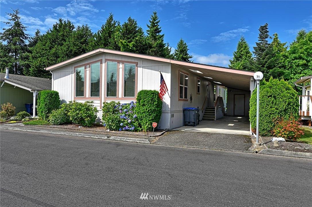1427 100th Street SW #71, Everett, WA 98204 - MLS#: 1641019