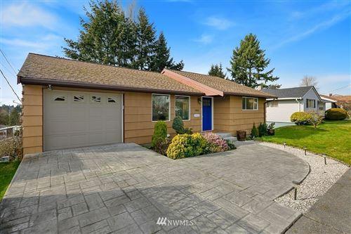 Photo of 8131 20th Avenue SW, Seattle, WA 98106 (MLS # 1736020)