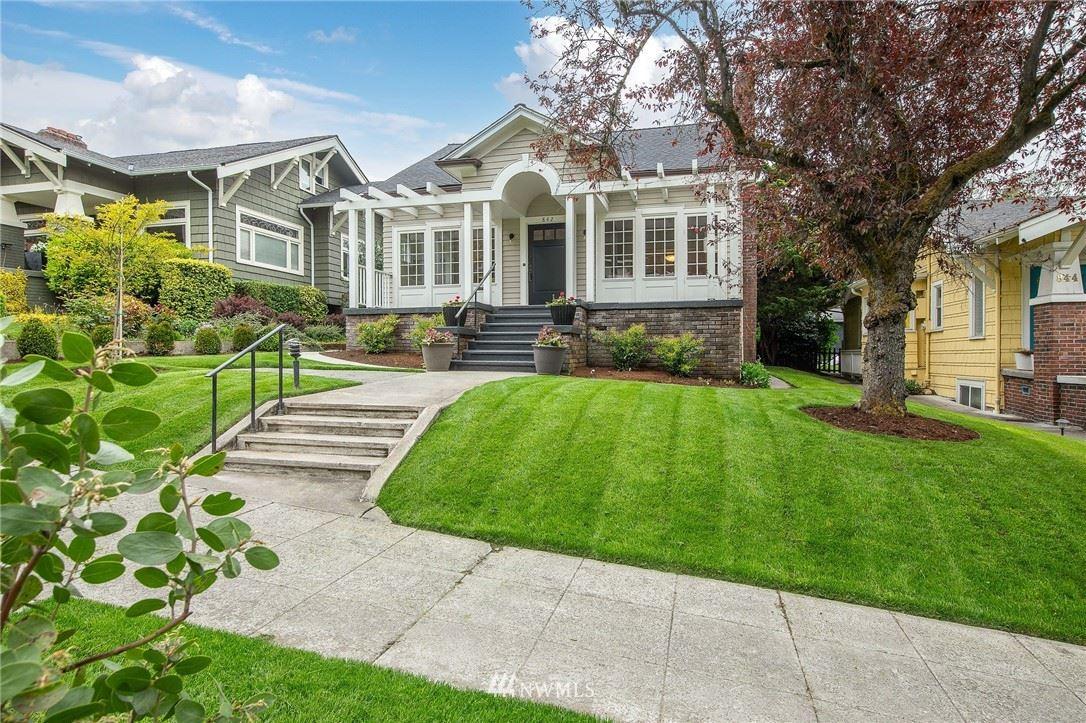 Photo of 842 E Gwinn Place, Seattle, WA 98102 (MLS # 1769021)