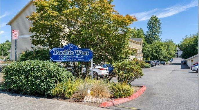 9727 18th Avenue W #A205, Everett, WA 98204 - #: 1833021