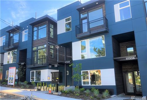 Photo of 9732 Woodlawn Ave N #A, Seattle, WA 98103 (MLS # 1619023)