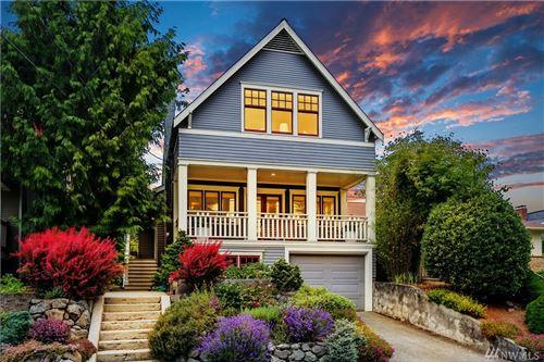 Photo of 2310 N 46th St, Seattle, WA 98103 (MLS # 1626023)