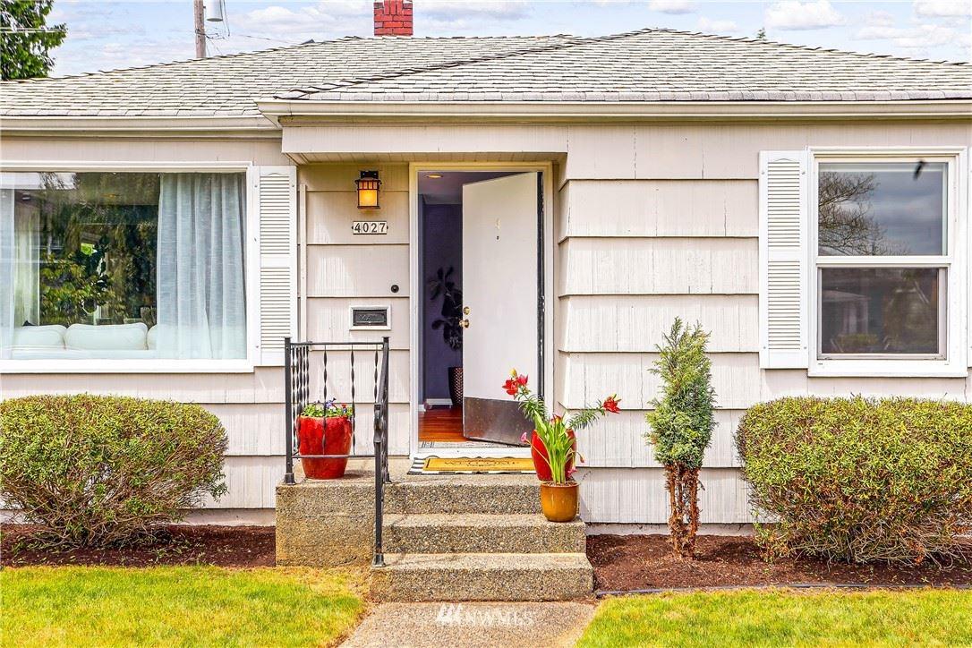 Photo of 4027 51st Avenue SW, Seattle, WA 98116 (MLS # 1781024)