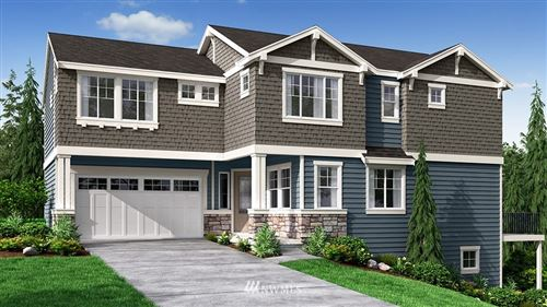 Photo of 22399 SE 43rd (Lot 35) Place, Issaquah, WA 98029 (MLS # 1628025)