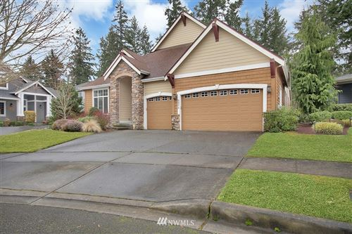 Photo of 3875 Cameron Drive NE, Lacey, WA 98516 (MLS # 1734025)