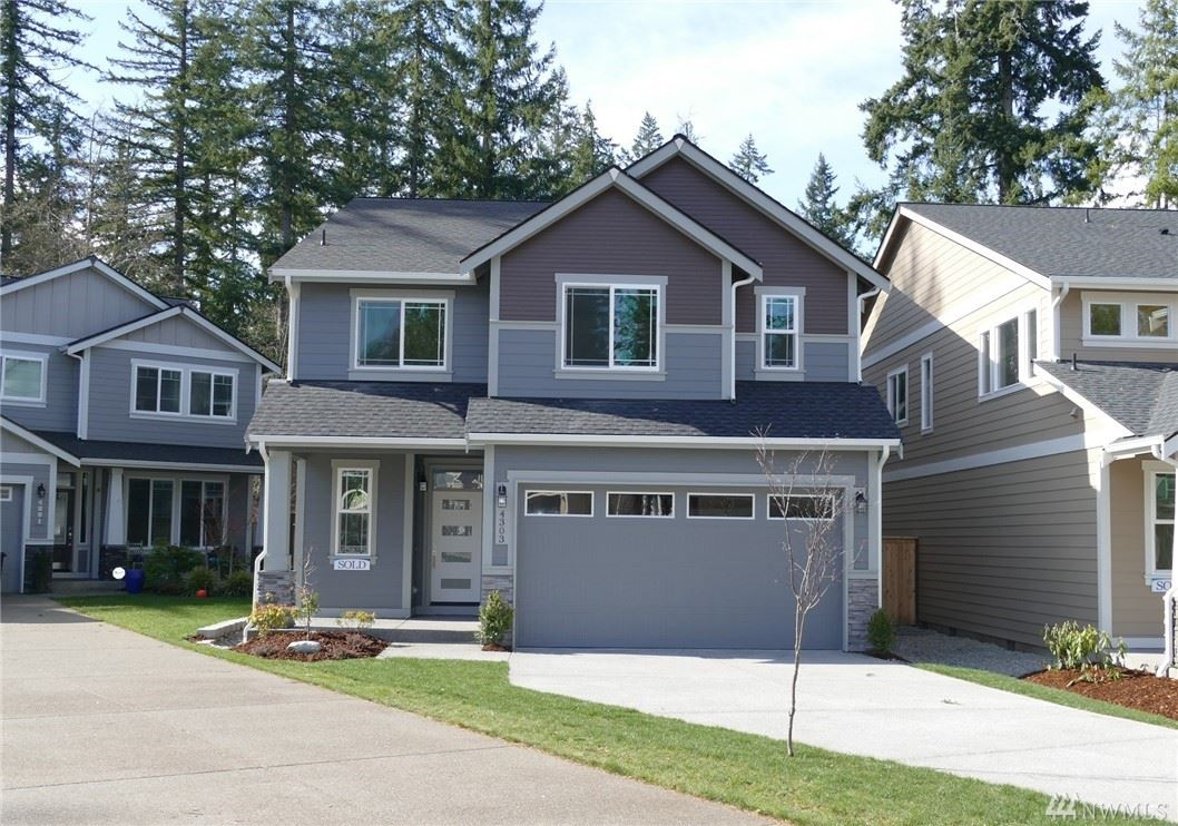 4303 Dudley Dr NE #Lot43, Lacey, WA 98516 - MLS#: 1547025