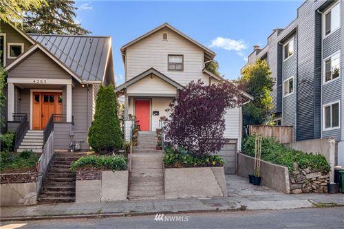 Photo of 4255 Woodland Park Avenue N, Seattle, WA 98103 (MLS # 1771026)
