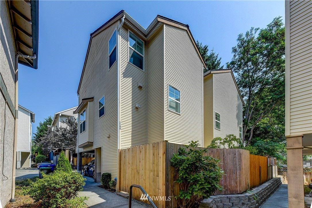 1140 N 92nd Street #A, Seattle, WA 98103 - #: 1814026