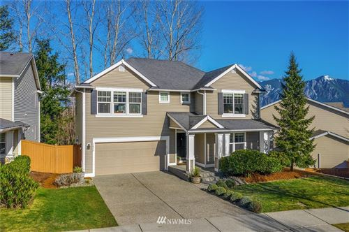 Photo of 7830 Melrose Lane SE, Snoqualmie, WA 98065 (MLS # 1737027)