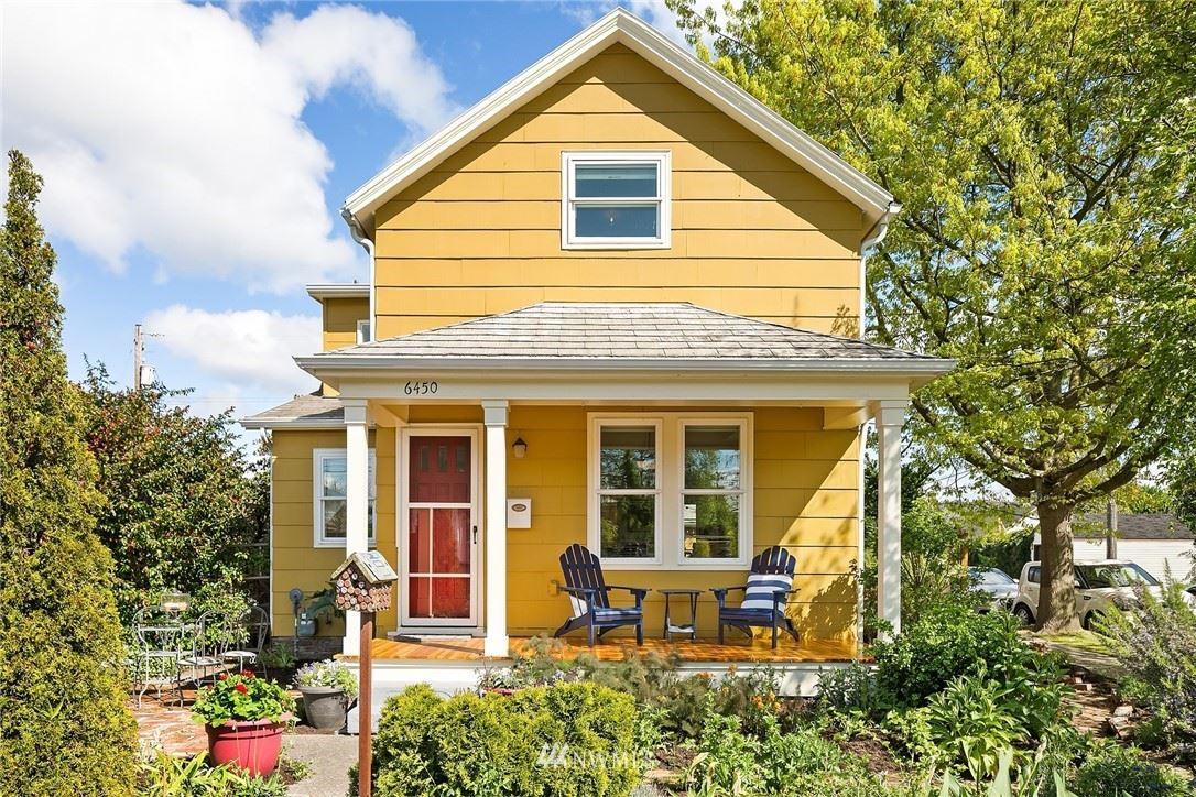 Photo of 6450 Carleton Avenue S, Seattle, WA 98108 (MLS # 1767028)
