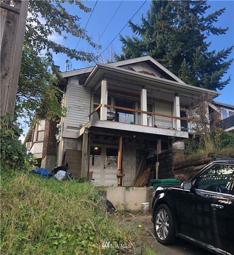 Photo of 8511 Ashworth Avenue N, Seattle, WA 98103 (MLS # 1678029)