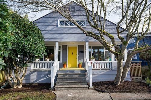 Photo of 3226 Lafayette Avenue S, Seattle, WA 98144 (MLS # 1720030)
