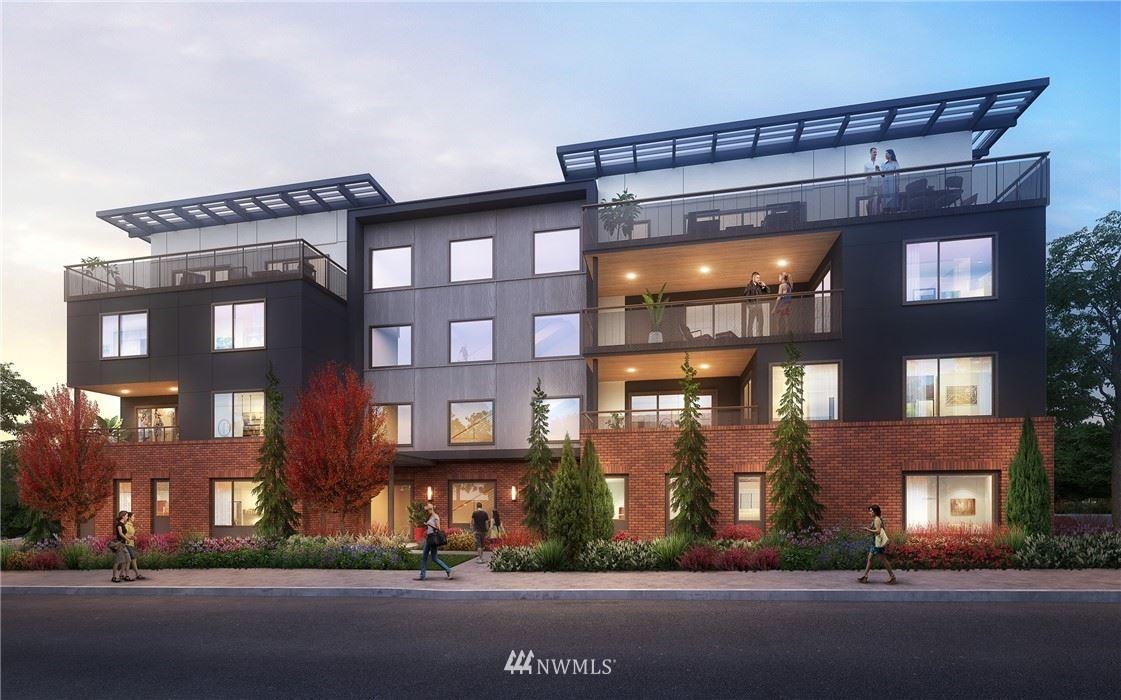 Photo of 15538 NE 15th Place #3, Bellevue, WA 98007 (MLS # 1793030)