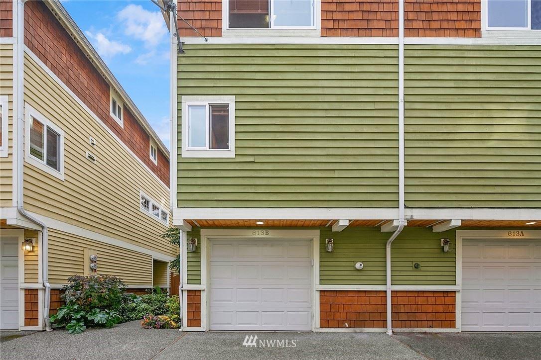 813 NW 97th Street #B, Seattle, WA 98117 - MLS#: 1856030