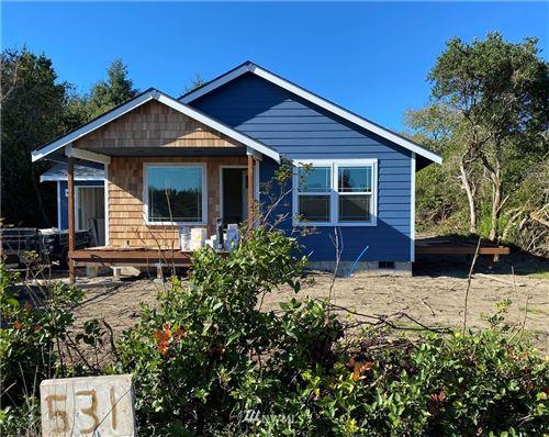 Photo of 531 Point Brown Avenue SW, Ocean Shores, WA 98569 (MLS # 1670031)