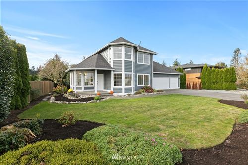 Photo of 299 Alta Via Drive, Camano Island, WA 98282 (MLS # 1684031)