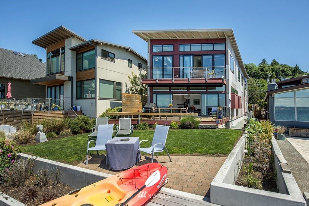 Photo of 4827 Beach Drive SW, Seattle, WA 98116 (MLS # 1794031)