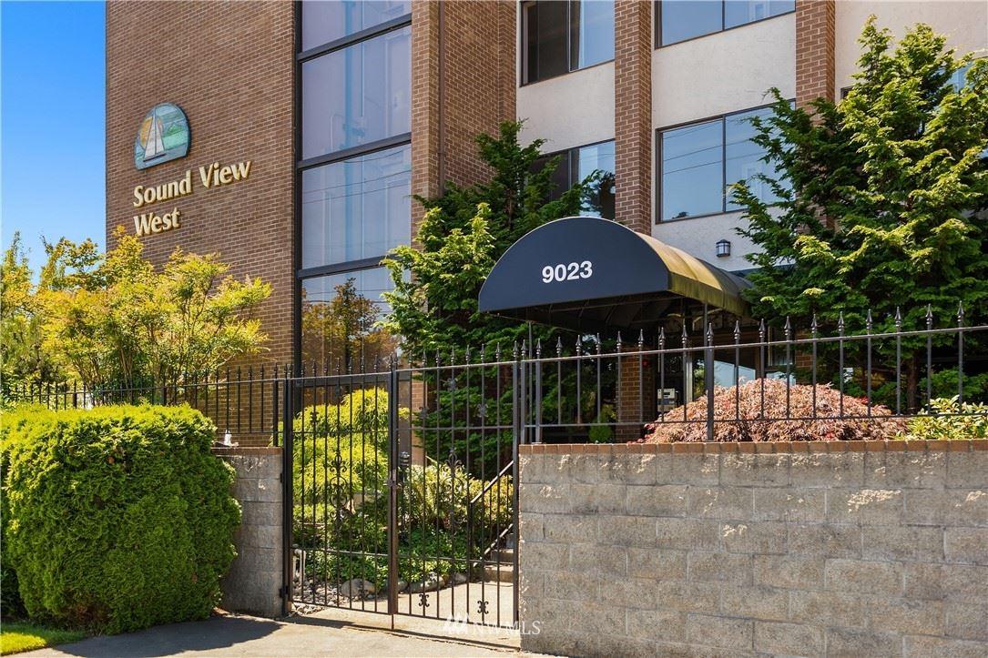 Photo of 9023 Mary Avenue NW #302, Seattle, WA 98117 (MLS # 1778033)
