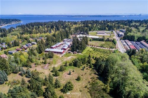 Photo of 0 New Brooklyn Rd NE Lot: A, Bainbridge Island, WA 98110 (MLS # 1304034)