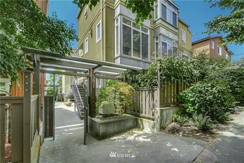 Photo of 3671 Dayton Avenue N #4, Seattle, WA 98103 (MLS # 1803034)