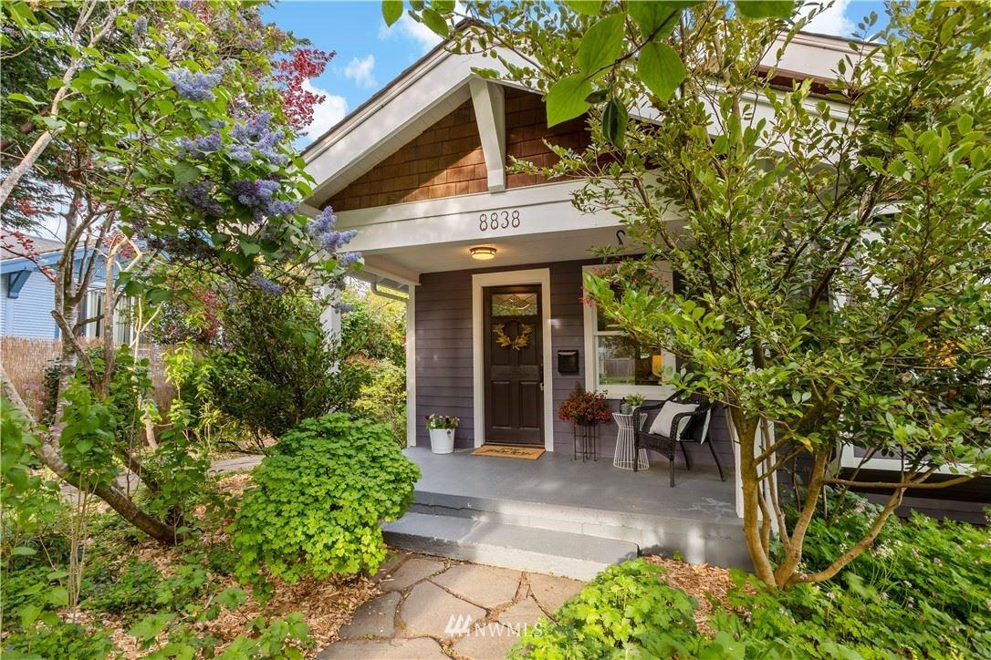 Photo of 8838 30th Avenue SW, Seattle, WA 98126 (MLS # 1766035)