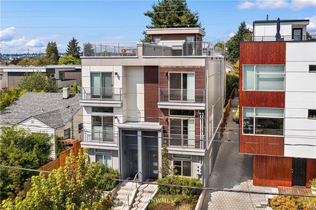 316 NW 41st Street #A, Seattle, WA 98107 - #: 1812035