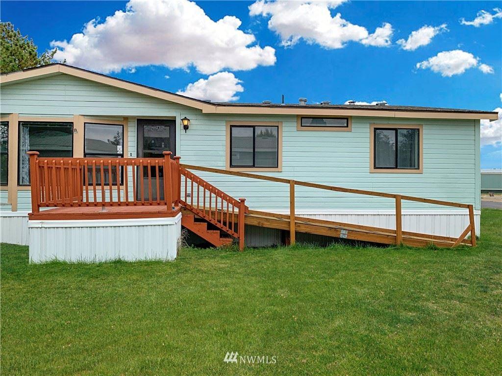 4815 NE Airway Drive #62, Moses Lake, WA 98837 - MLS#: 1849035