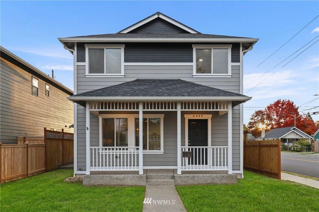 6449 S Oakes Street, Tacoma, WA 98409 - MLS#: 1857035