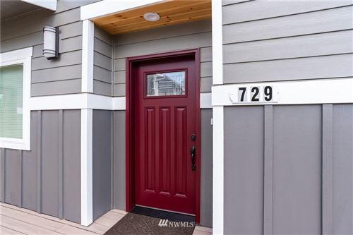 Photo of 729 Maple Avenue, La Conner, WA 98257 (MLS # 1829036)