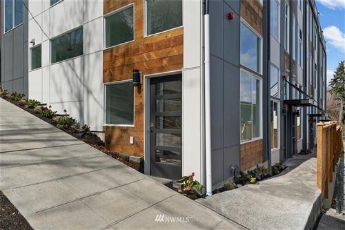 Photo of 3026 SW Charlestown Street #D, Seattle, WA 98126 (MLS # 1758037)