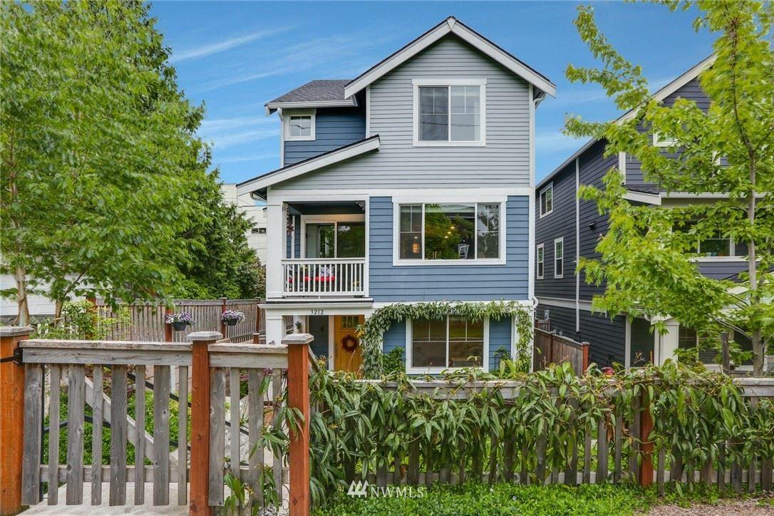 Photo of 3212 SW Holly Street, Seattle, WA 98126 (MLS # 1771037)