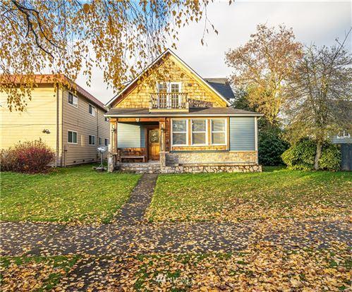 Photo of 755 S 40th Street, Tacoma, WA 98418 (MLS # 1685038)