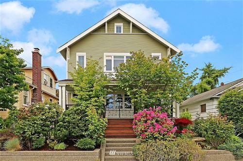 Photo of 1346 N 78th Street, Seattle, WA 98103 (MLS # 1776038)